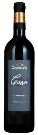 Lapostolle Carmenere Grand Selection Casa